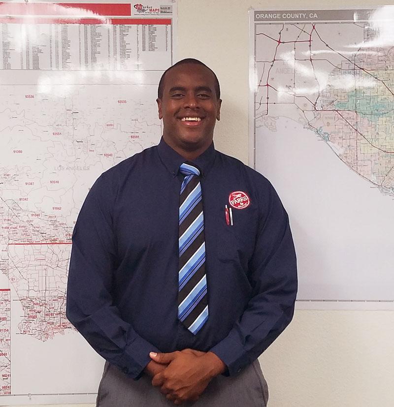 Myron Butler (Parks Pantry West Regional Manager)